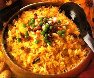 recetas de arroz con azafran